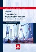 Cover-Bild zu Bracher, Franz: Arbeitsbuch quantitative anorganische Analyse