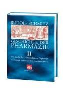 Cover-Bild zu Friedrich, Christoph: Geschichte der Pharmazie II