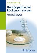 Cover-Bild zu Wilkens, Johannes: Homöopathie bei Rückenschmerzen (eBook)