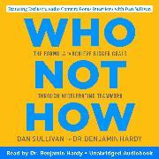 Cover-Bild zu eBook Who Not How