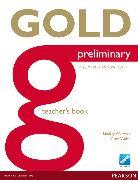 Cover-Bild zu New Gold Preliminary Teacher's Book von Walsh, Clare
