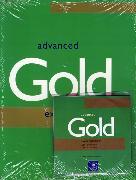 Cover-Bild zu Advanced: Advanced Gold - Classic! Advanced Gold Exam Maximiser (No Key) & Audio CD's - Advanced Gold von Burgess, Sally