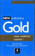 Cover-Bild zu Proficiency Gold - New! Proficiency Gold Exam Maximiser Audio Cassettes (2) - Proficiency Gold new edition von Mann, Richard
