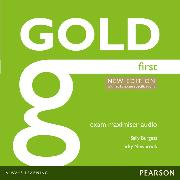 Cover-Bild zu New Gold First NE 2015 Exam Maximiser Class Audio CDs