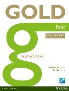 Cover-Bild zu New Gold First NE 2015 Teacher's Book with online resources von Annabell, Clementine
