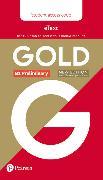 Cover-Bild zu New Gold Preliminary NE 2019 Students' eText Access Card