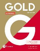 Cover-Bild zu New Gold Preliminary NE 2019 Coursebook and MEL Pack von Walsh, Clare
