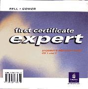 Cover-Bild zu First Certificate Expert First Certificate Expert Student Resource Book Audio CD von Bell, Jan
