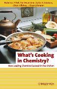 Cover-Bild zu What's Cooking in Chemistry? von Bell, Hubertus P.
