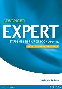 Cover-Bild zu Expert 3rd Edition Advanced 3rd Edition Student's Resource Book without Key von Bell, Jan