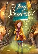 Cover-Bild zu Izzy Sparrow (2). Die verschwundene Tür (eBook) von Bell, Jennifer