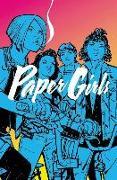 Cover-Bild zu Brian K Vaughan: Paper Girls Volume 1