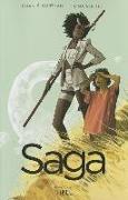 Cover-Bild zu Brian K Vaughan: Saga Volume 3