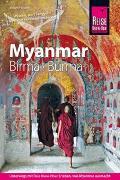 Cover-Bild zu Blume, Brigitte: Reise Know-How Reiseführer Myanmar, Birma, Burma