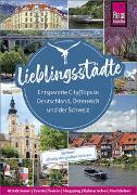 Cover-Bild zu Lieblingsstädte - Entspannte CityTrips in Deutschland, Österreich und der Schweiz: 28 Ideen abseits der großen Zentren