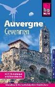 Cover-Bild zu Forst, Bettina: Reise Know-How Reiseführer Auvergne, Cevennen mit 29 Wanderungen und 6 Fahrradtouren