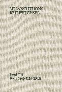 Cover-Bild zu Melanchthon, Philipp: Melanchthons Briefwechsel / Band T 11: Texte 2866-3126 (1542) (eBook)