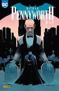 Cover-Bild zu King, Tom: Batman Sonderband: Pennyworth R.I.P