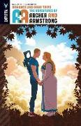 Cover-Bild zu Rafer Roberts: A&a: The Adventures of Archer & Armstrong Volume 2: Romance and Road Trips