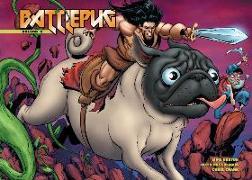 Cover-Bild zu Norton, Mike: Battlepug Volume 5: The Paws of War