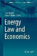 Cover-Bild zu Mathis, Klaus (Hrsg.): Energy Law and Economics (eBook)