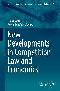 Cover-Bild zu Mathis, Klaus (Hrsg.): New Developments in Competition Law and Economics (eBook)