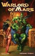 Cover-Bild zu Arvid Nelson: Warlord of Mars Volume 3