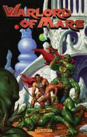Cover-Bild zu Arvid Nelson: Warlord of Mars Volume 4