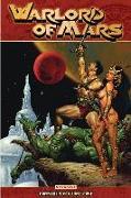 Cover-Bild zu Arvid Nelson: Warlord of Mars Omnibus Volume 1