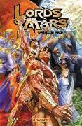 Cover-Bild zu Arvid Nelson: Lords of Mars Volume 1