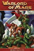 Cover-Bild zu Arvid Nelson: Warlord of Mars Omnibus Vol 2 TP