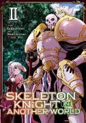 Cover-Bild zu Hakari, Ennki: Skeleton Knight in Another World (Manga) Vol. 2
