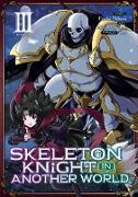 Cover-Bild zu Hakari, Ennki: Skeleton Knight in Another World (Manga) Vol. 3