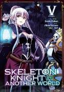 Cover-Bild zu Hakari, Ennki: Skeleton Knight in Another World (Manga) Vol. 5