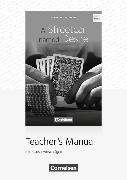 Cover-Bild zu A Streetcar Named Desire. Teacher's Manual mit Klausurvorschlägen von Stuke-Wennemann, Eveline (Hrsg.)