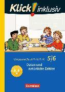 Cover-Bild zu Klick! inklusiv 5./6. Schuljahr. Daten und natürliche Zahlen. Arbeitsheft 1 von Jenert, Elisabeth
