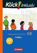 Cover-Bild zu Klick! inklusiv 5./6. Schuljahr. Größen. Arbeitsheft 2 von Jenert, Elisabeth