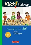 Cover-Bild zu Klick! inklusiv 5./6. Schuljahr. Flächen und Körper. Arbeitsheft 5 von Breucker, Thomas