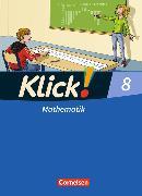 Cover-Bild zu Klick! Mathematik 8. Schuljahr. Allgemeine Ausgabe. Schülerbuch von Friedemann-Zemkalis, Enno