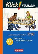 Cover-Bild zu Klick! inklusiv 9./10. Schuljahr. Potenzen / Gleichungen / Daten. Arbeitsheft 2 von Jenert, Elisabeth