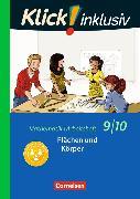 Cover-Bild zu Klick! inklusiv 9./10. Schuljahr. Flächen und Körper. Arbeitsheft 5 von Jenert, Elisabeth