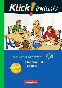 Cover-Bild zu Klick! inklusiv 7./8. Schuljahr. Flächen und Körper. Arbeitsheft 5 von Jenert, Elisabeth