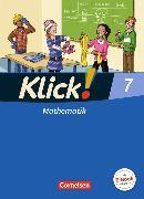 Cover-Bild zu Klick! Mathematik 7. Schuljahr. Schülerbuch von Friedemann-Zemkalis, Enno