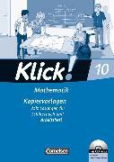 Cover-Bild zu Klick! Mathematik 10. Schuljahr. Kopiervorlagen von Jacob, Daniel