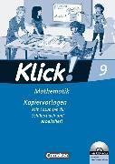 Cover-Bild zu Klick! Mathematik 9. Schuljahr. Kopiervorlagen von Jacob, Daniel