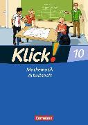 Cover-Bild zu Klick! Mathematik 10. Schuljahr. Arbeitsheft von Jacob, Daniel