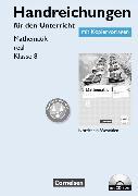 Cover-Bild zu Mathematik real 8. Schuljahr. Differenzierende Ausgabe. Lehrermaterialien. NW von Jacob, Daniel