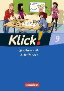 Cover-Bild zu Klick! Mathematik 9. Schuljahr. Arbeitsheft von Jacob, Daniel