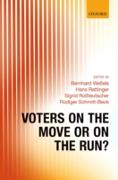 Cover-Bild zu Voters on the Move or on the Run? (eBook) von Weßels, Bernhard (Hrsg.)