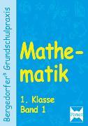 Cover-Bild zu Mathematik 1 Klasse. Band 1 von Langer, Karl-Heinz